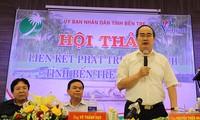Promoting connectivity in Mekong Delta Region's tourism development