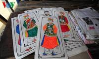 Homeland of Hue folk paintings