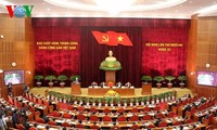 12th session of the 11th Party Central Committee continues