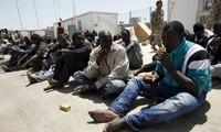 Libya detains 300 African migrants