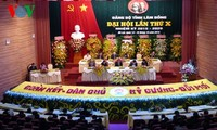 Party congresses open in numerous provinces