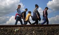 Hungary closes its border with Croatia