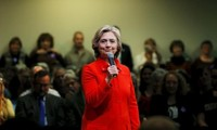US election 2016: Support for Hillary Clinton rises