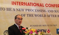 Vietnam to become a new processing, manufacturing center of the world