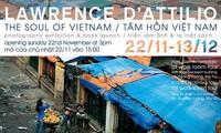 """Vietnamese soul"" exhibit by American photographer"