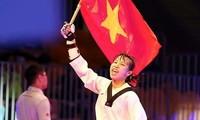 Vietnamese taekwondo artist wins best athlete in Morocco