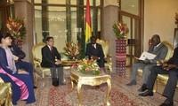 Burkina Faso recognizes Vietnam's market economy status