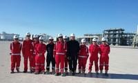 PetroVietnam welcomes first flow of oil in Algeria's Bir Seba field