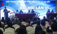 6th Congress of Vietnamese youth association in Czech Republic held