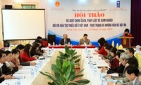 Policies on poverty reduction for ethnic minorities reviewed
