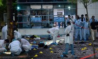 Turkey: 'IS suicide bomber' kills 10 in Istanbul