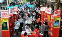 Book streets open in HCM city
