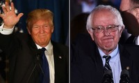 US presidential election: D. Trump and Democrat B. Sanders win New Hampshire primary