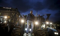 Greece: protests in Athens over pension reforms