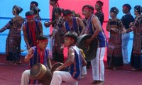 Drum-gong performance recognised as national intangible cultural heritage