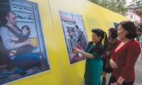 Swedish Embassy displays 'Swedish Dads' photo collection