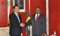 Vietnam-Mozambique Joint Communique
