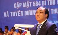 Hanoi supports innovative starts-up