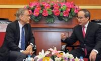 VFF President welcomes Head of Switzerland's Malik Research Institute