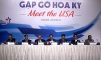 """Workshop """"Meet the USA"""" enhances Vietnam-US ties"""