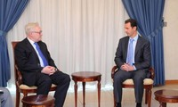 Russia and the US agree not to discuss Syrian President's future