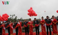 Cua Dai bridge opens to traffic