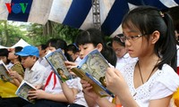 Book Day features Vietnamese cultural life