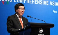 Strengthening Asia-Europe comprehensive partnership in the 21st century