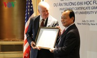 Educational cooperation promotes Vietnam-US ties