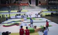 2016 Vietnam Robocon final round begins in Ninh Binh