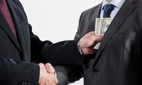 Global anti-corruption fight