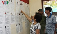 Citizen reception improved ahead of election