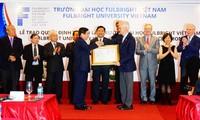 Fulbright University Vietnam makes its debut