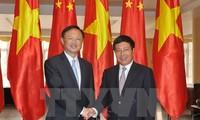 Vietnam, China agree to enhance political trust