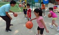 Vietnam competes at Children of Asia International Sports Games
