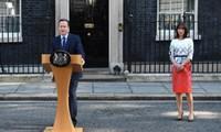 British prime ministership race begins