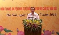 President Tran Dai Quang attends security symposium