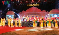 Cham ethnic culture, sports and tourism festival opens