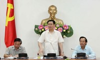 Central Steering Committee for Sustainable Poverty Reduction meets