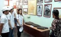 Young overseas Vietnamese visit Son My memorial site