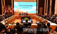 9th Mekong-Japan Foreign Ministers' Meeting opens in Laos