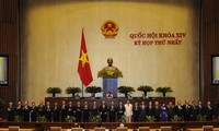 First session of 14th National Assembly: mission for new development period