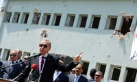 Turkish President announces armed force shake-up