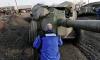 OSCE: Heavy weapon appears near frontline in East Ukraine