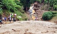President Tran Dai Quang acknowleges efforts in storm response