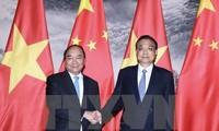 Prime Minister Nguyen Xuan Phuc: continuously promoting Vietnam-China relations