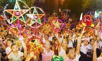 Bac Kan holds mid autumn festivals for kids
