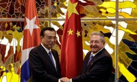 Laying a foundation for China-Cuba relations in the new period