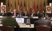 ASEAN, US strengthen security cooperation