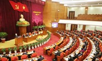 The 4th session of the 12th Party Central Committee continues